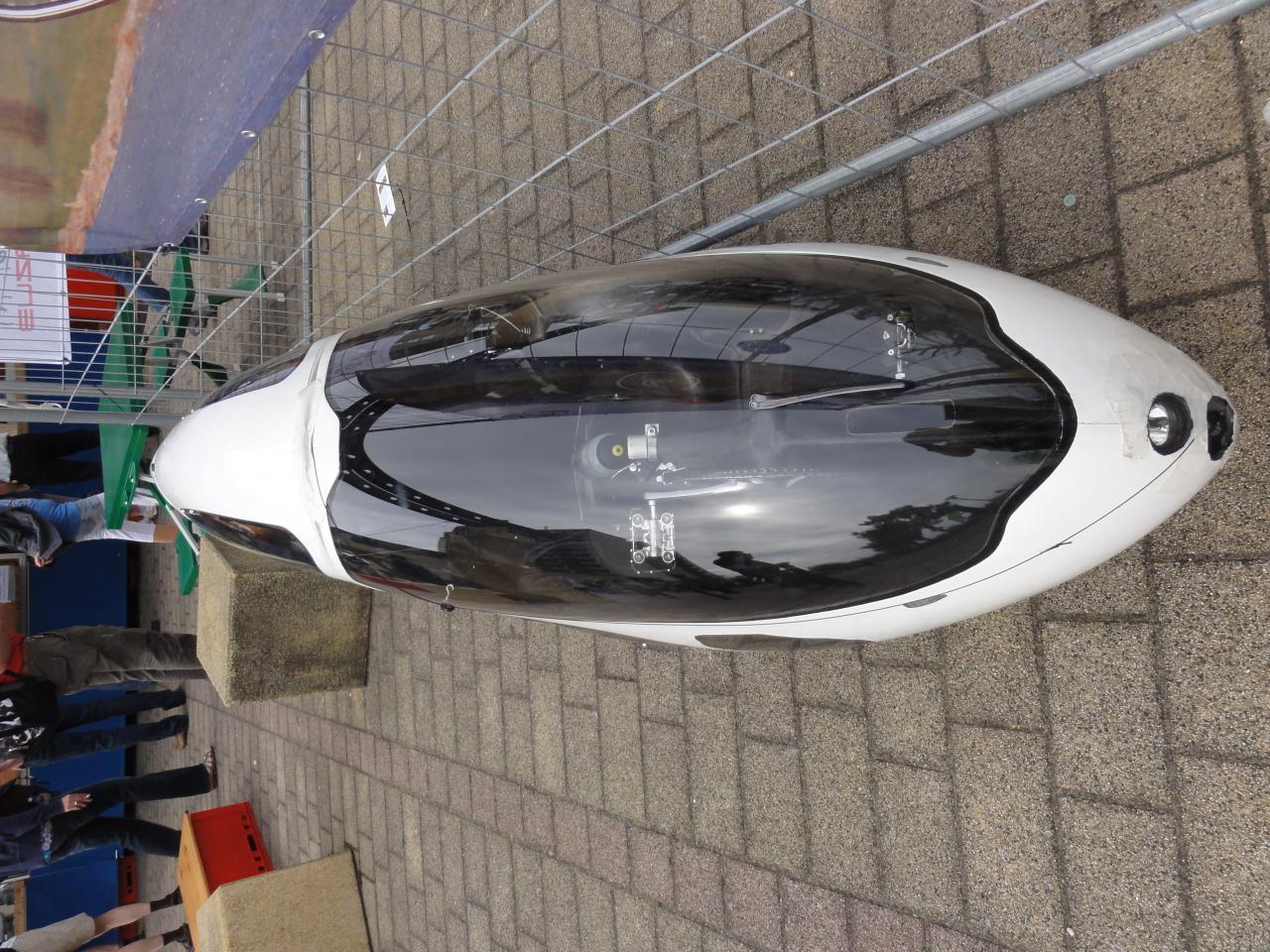 Vélomobile Go-One Évolution