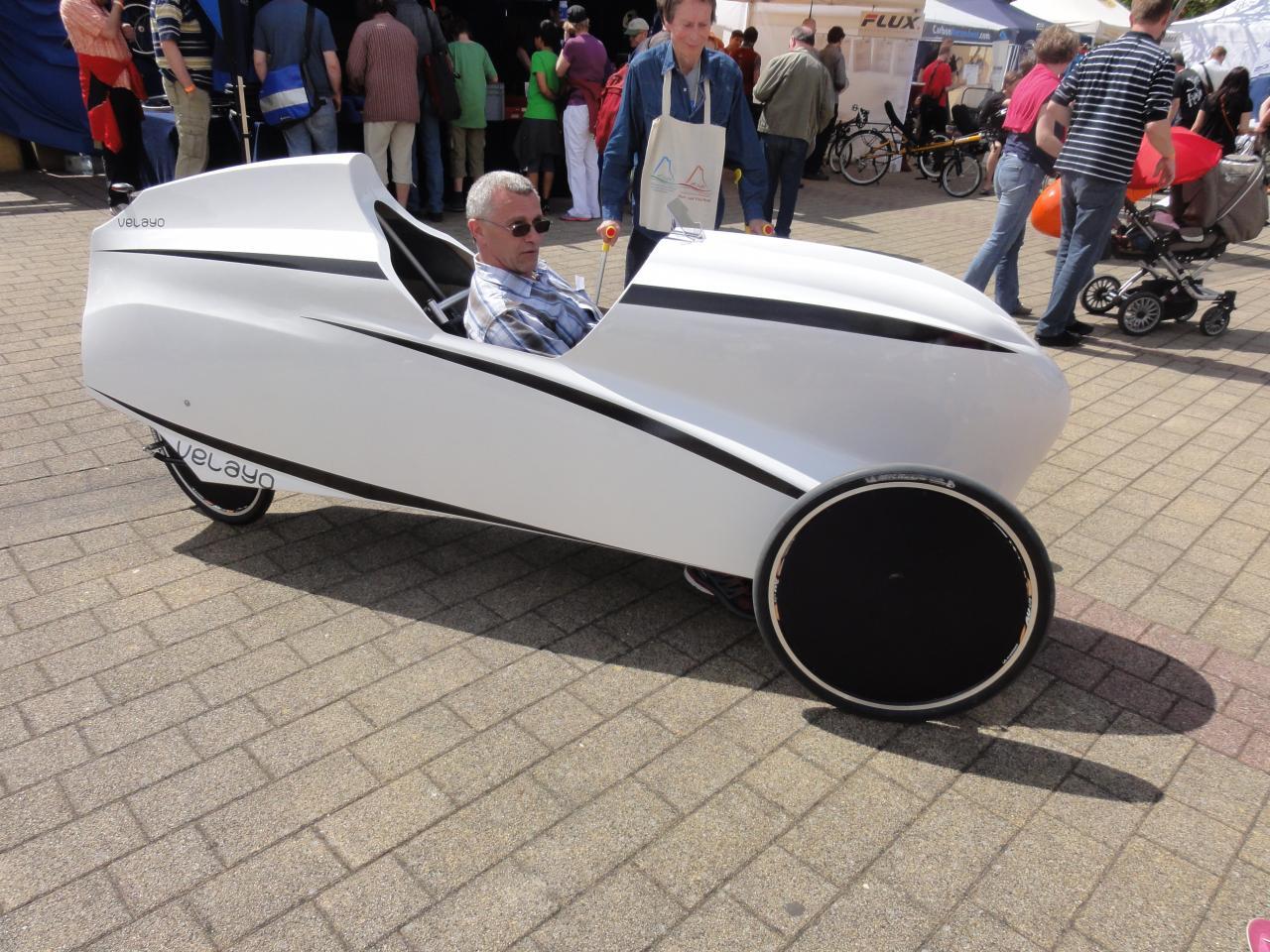 Vélomobile Velayo
